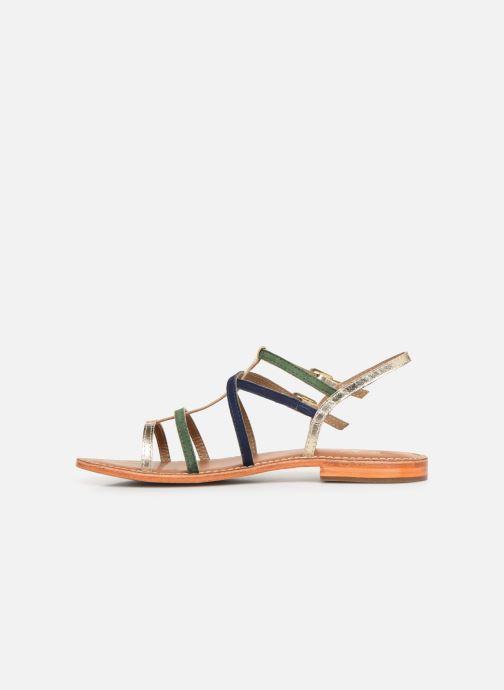 Sandales et nu-pieds L'Atelier Tropézien SB900 Multicolore vue face