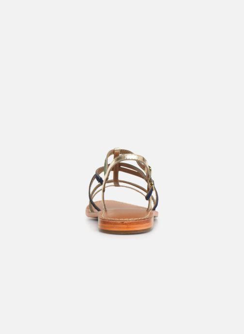 Sandales et nu-pieds L'Atelier Tropézien SB900 Multicolore vue droite