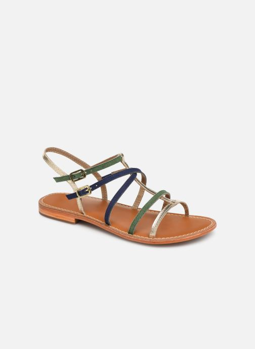 Sandales et nu-pieds L'Atelier Tropézien SB900 Multicolore vue détail/paire