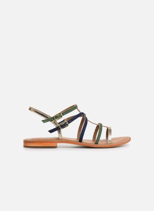 Sandali e scarpe aperte L'Atelier Tropézien SB900 Oro e bronzo immagine posteriore