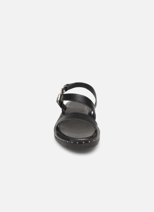 Sandals L'Atelier Tropézien SH662 Black model view