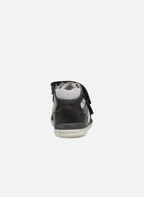 Boots en enkellaarsjes Babybotte B3Velcro Zwart rechts
