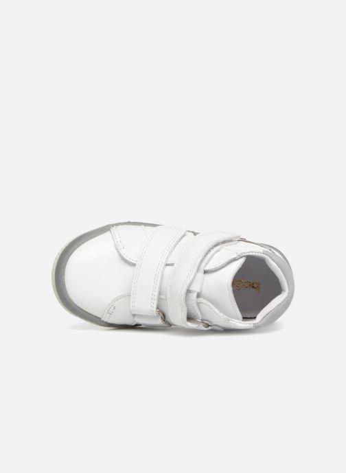 Bottines et boots Babybotte B3Velcro Blanc vue gauche