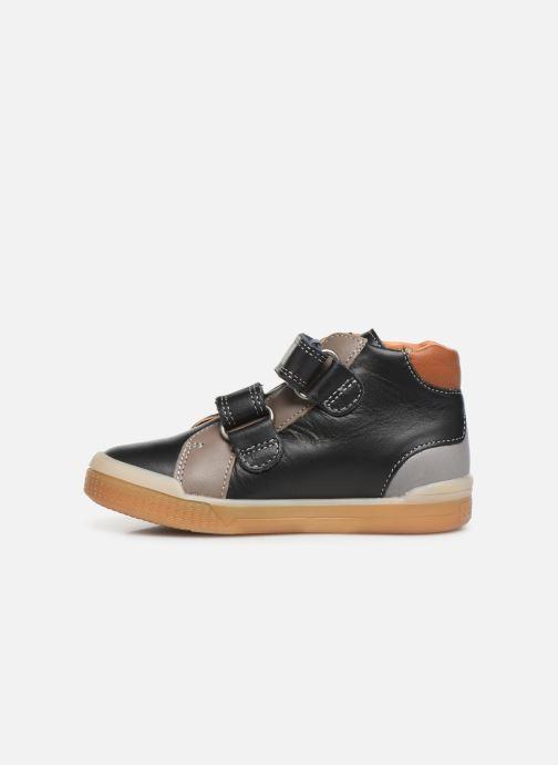 Stiefeletten & Boots Babybotte B3Velcro schwarz ansicht von vorne