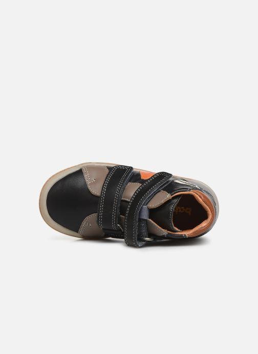 Stiefeletten & Boots Babybotte B3Velcro schwarz ansicht von links