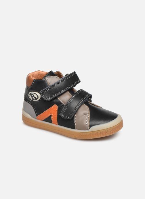 Stiefeletten & Boots Babybotte B3Velcro schwarz detaillierte ansicht/modell