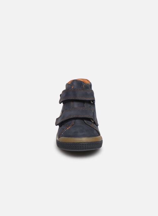 Ankelstøvler Babybotte B3Velcro Blå se skoene på