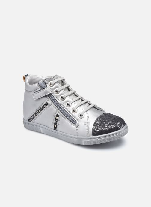 Sneakers Le Loup Blanc Hamande Sort detaljeret billede af skoene