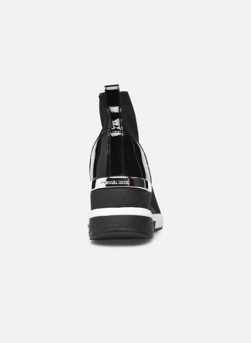 Sneaker Michael Michael Kors Skyler Bootie schwarz ansicht von rechts