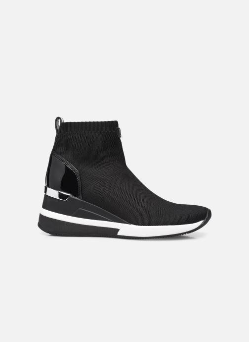 Sneakers Michael Michael Kors Skyler Bootie Zwart achterkant