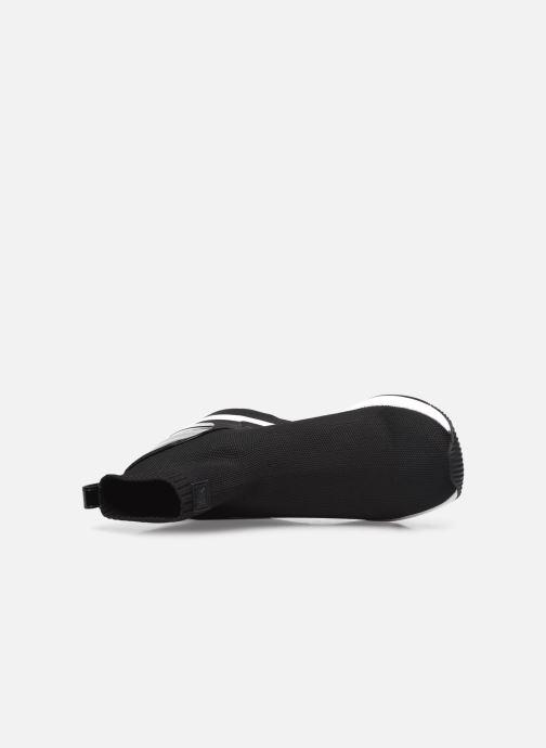 Sneaker Michael Michael Kors Skyler Bootie schwarz ansicht von links