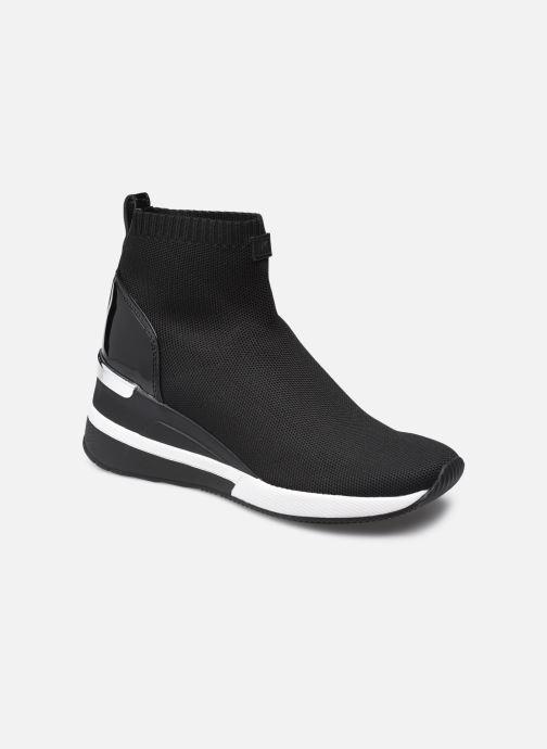 Sneakers Michael Michael Kors Skyler Bootie Zwart detail