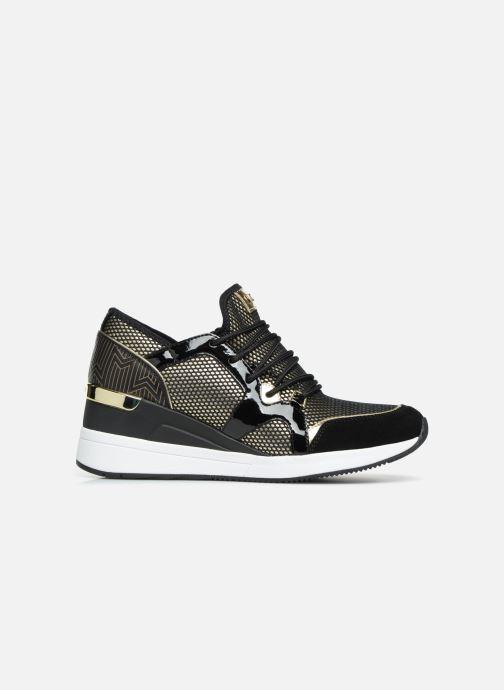 Sneakers Michael Michael Kors Liv Trainer Oro e bronzo immagine posteriore