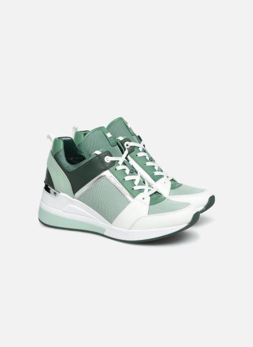 Sneakers Michael Michael Kors Georgie Trainer Groen 3/4'