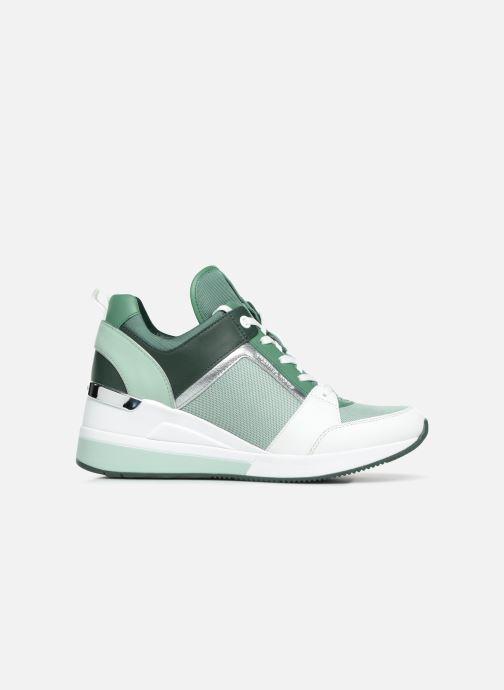 Sneakers Michael Michael Kors Georgie Trainer Groen achterkant