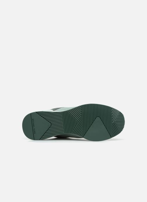 Sneakers Michael Michael Kors Georgie Trainer Groen boven