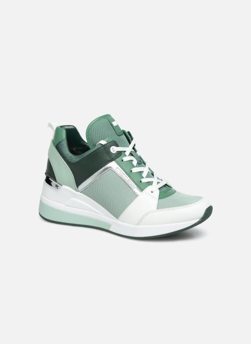 Sneakers Michael Michael Kors Georgie Trainer Groen detail