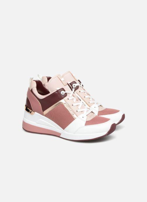 Sneakers Michael Michael Kors Georgie Trainer Roze 3/4'
