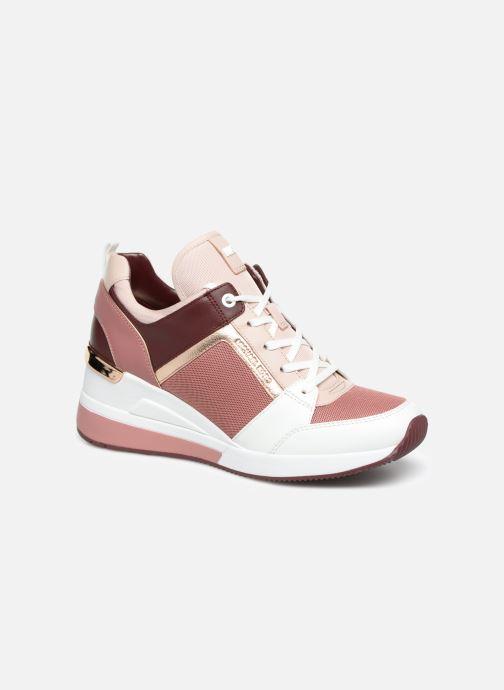 Sneaker Michael Michael Kors Georgie Trainer rosa detaillierte ansicht/modell
