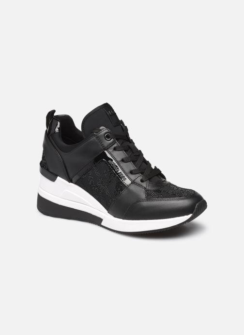 Sneaker Michael Michael Kors Georgie Trainer schwarz detaillierte ansicht/modell