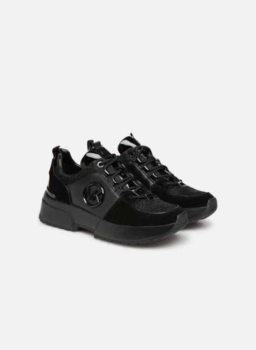 Sneakers Michael Michael Kors Cosmo Trainer Zwart 3/4'