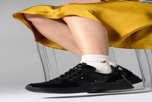 Sneakers Michael Michael Kors Cosmo Trainer Zwart onder