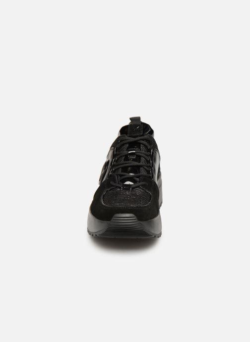 Baskets Michael Michael Kors Cosmo Trainer Noir vue portées chaussures