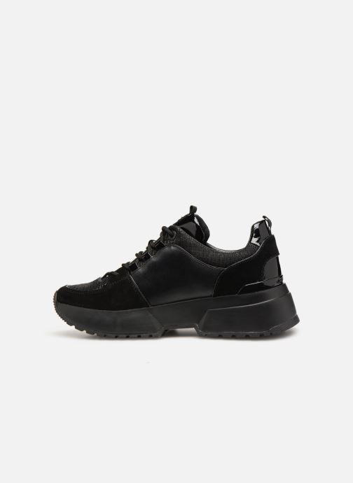 Sneakers Michael Michael Kors Cosmo Trainer Zwart voorkant