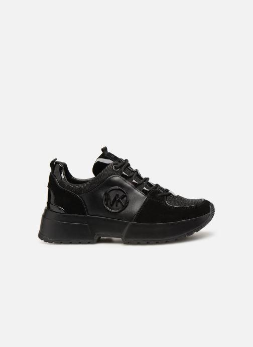 Sneakers Michael Michael Kors Cosmo Trainer Zwart achterkant