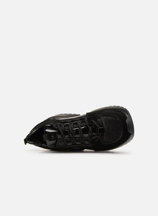 Sneakers Michael Michael Kors Cosmo Trainer Zwart links