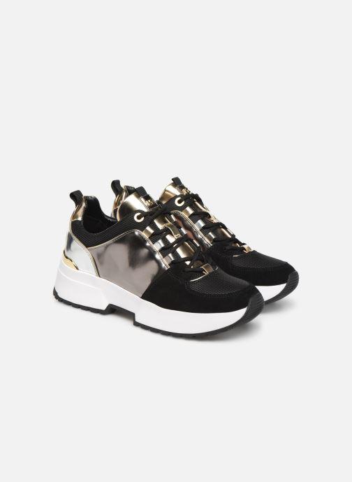 Sneakers Michael Michael Kors Cosmo Trainer Oro e bronzo immagine 3/4