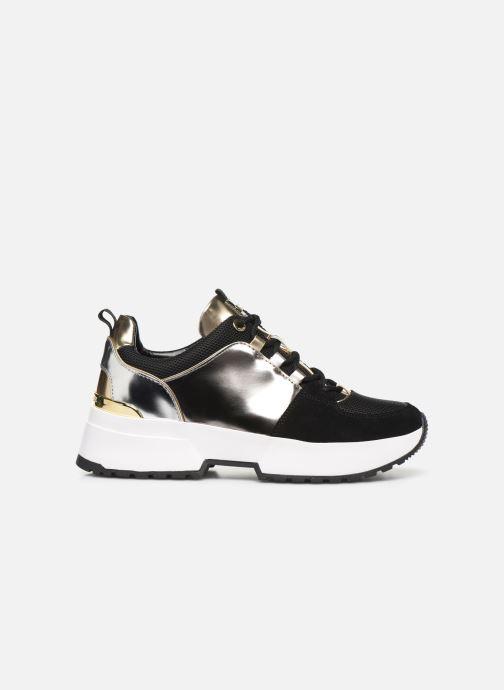 Sneakers Michael Michael Kors Cosmo Trainer Oro e bronzo immagine posteriore
