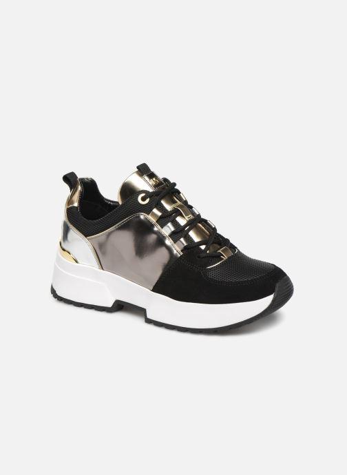 Sneakers Michael Michael Kors Cosmo Trainer Goud en brons detail