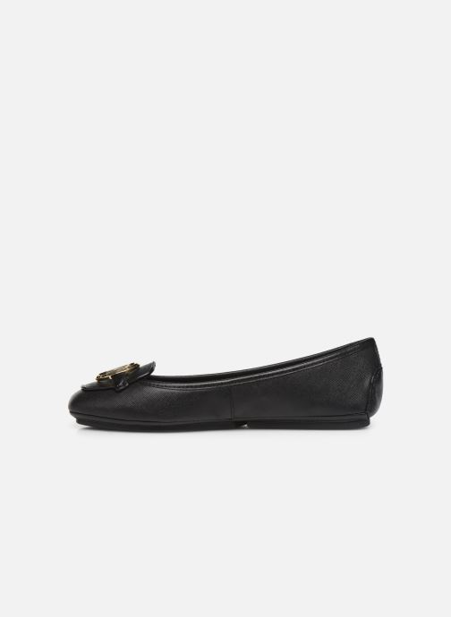 Ballet pumps Michael Michael Kors Lillie Moc Black front view
