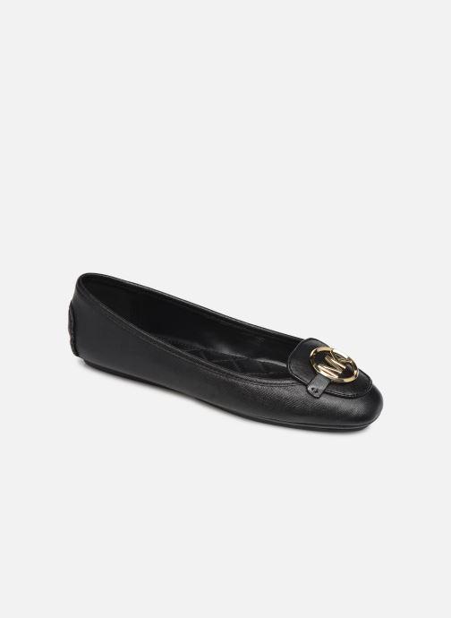 Ballerinaer Michael Michael Kors Lillie Moc Sort detaljeret billede af skoene