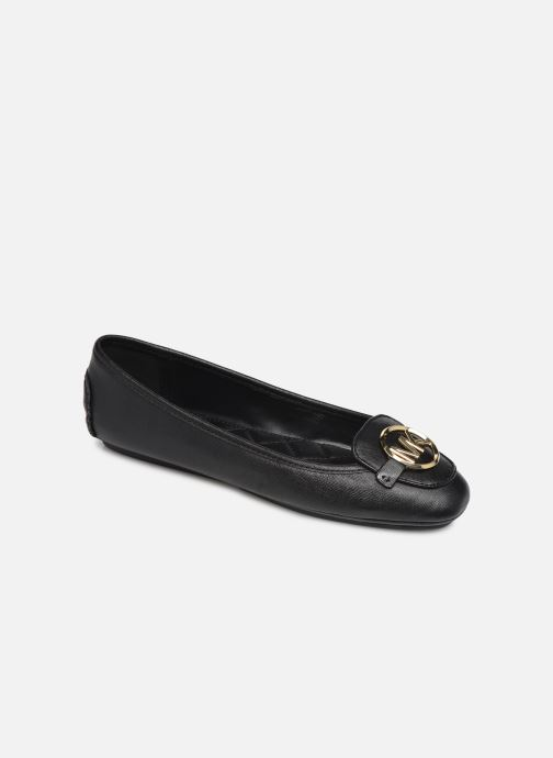 Ballet pumps Michael Michael Kors Lillie Moc Black detailed view/ Pair view