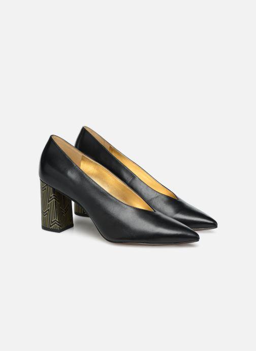 Zapatos de tacón Michael Michael Kors Cambria Pump Negro vista 3/4