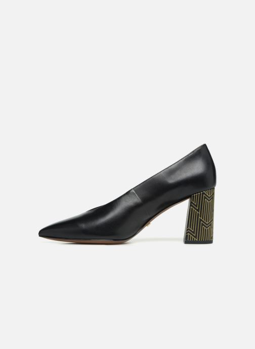 Zapatos de tacón Michael Michael Kors Cambria Pump Negro vista de frente