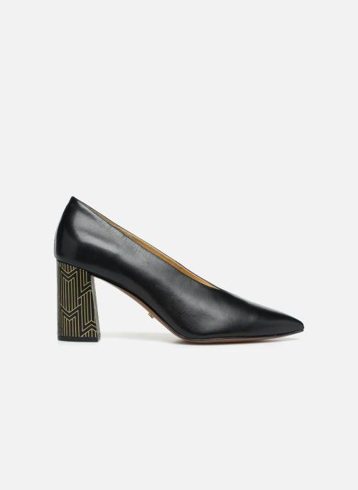 Zapatos de tacón Michael Michael Kors Cambria Pump Negro vistra trasera