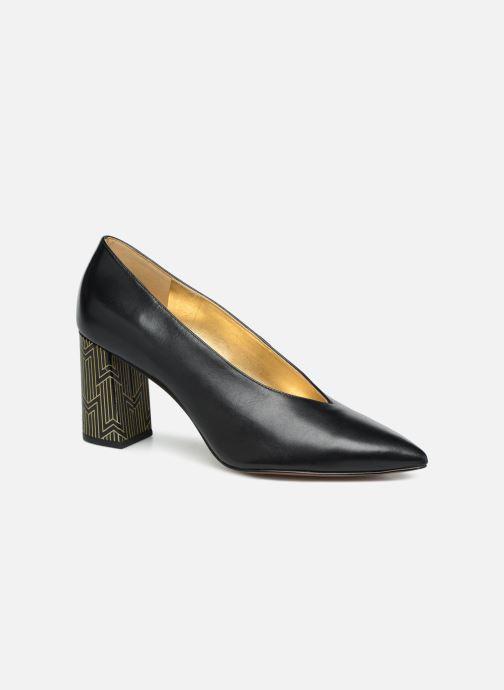 Zapatos de tacón Michael Michael Kors Cambria Pump Negro vista de detalle / par