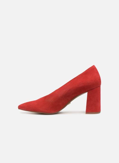 Zapatos de tacón Michael Michael Kors Cambria Pump Rojo vista de frente