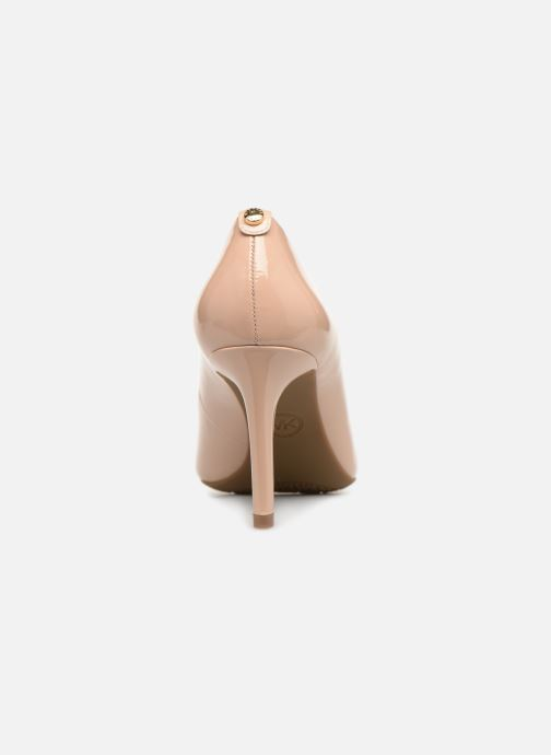 High heels Michael Michael Kors Dorothy Flex Pump Beige view from the right