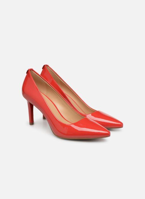 Zapatos de tacón Michael Michael Kors Dorothy Flex Pump Rojo vista 3/4