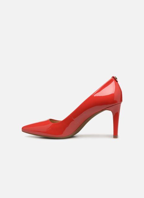 Zapatos de tacón Michael Michael Kors Dorothy Flex Pump Rojo vista de frente