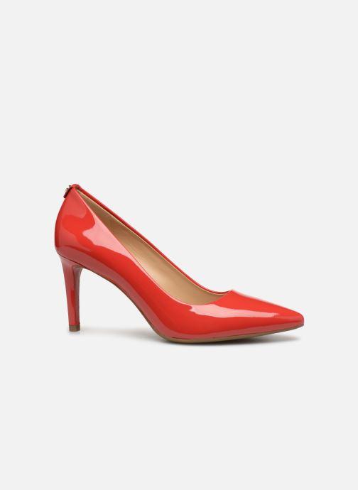 Zapatos de tacón Michael Michael Kors Dorothy Flex Pump Rojo vistra trasera