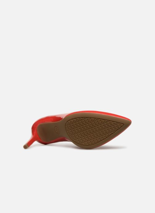 Zapatos de tacón Michael Michael Kors Dorothy Flex Pump Rojo vista de arriba