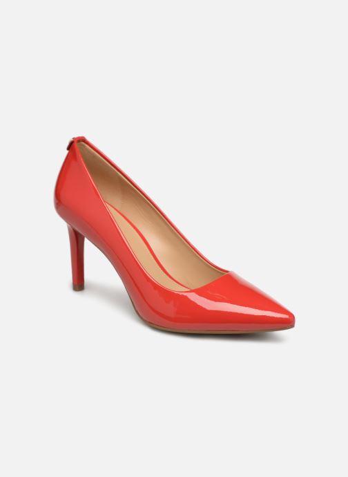 Høje hæle Michael Michael Kors Dorothy Flex Pump Rød detaljeret billede af skoene