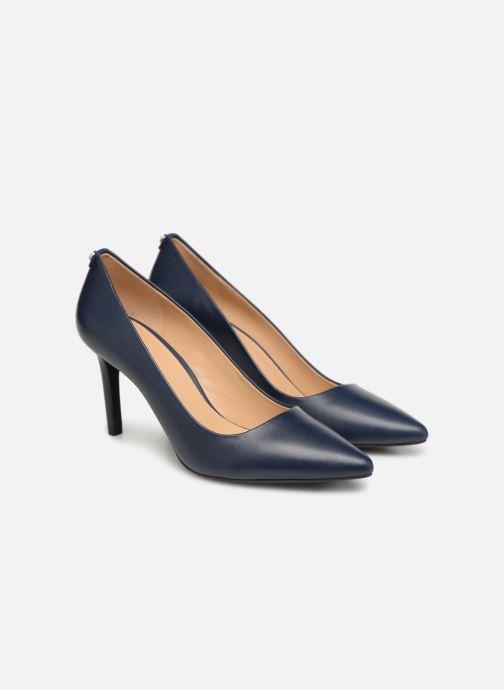 Zapatos de tacón Michael Michael Kors Dorothy Flex Pump Azul vista 3/4