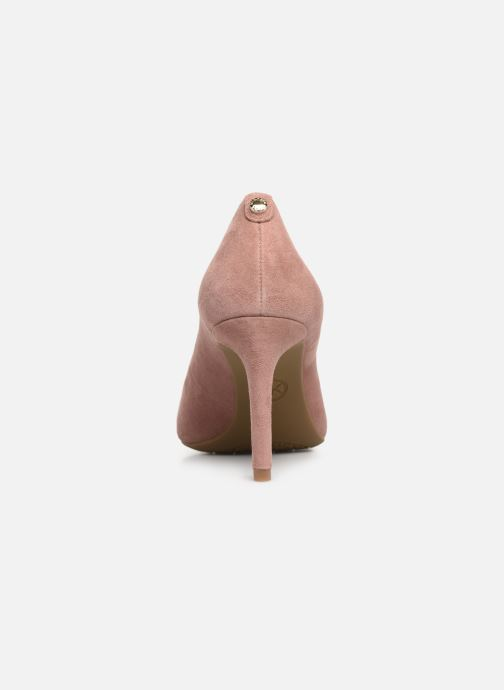 Michael Michael Kors Dorothy Flex Pump (Roze) - Pumps  Roze (Dusty Rose Suede) - schoenen online kopen