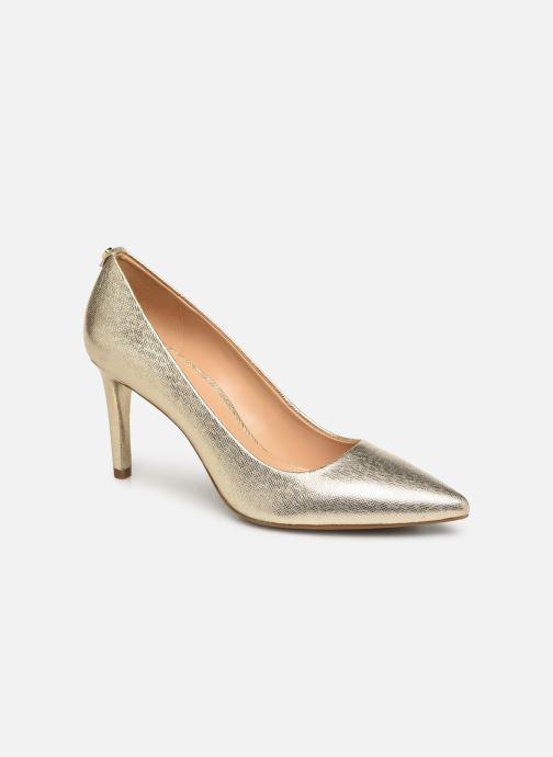 Zapatos de tacón Michael Michael Kors Dorothy Flex Pump Oro y bronce vista de detalle / par